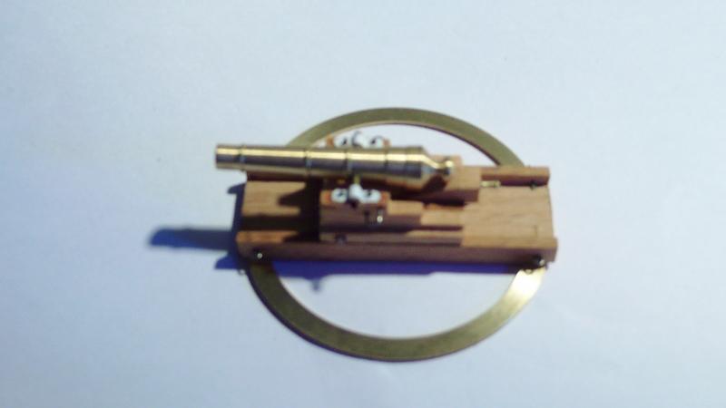 american GUN BOAT Cannon10