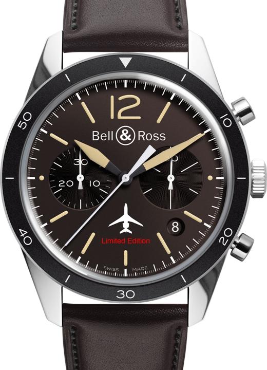 Bell & Ross BR 126 Héritage Bell-r10