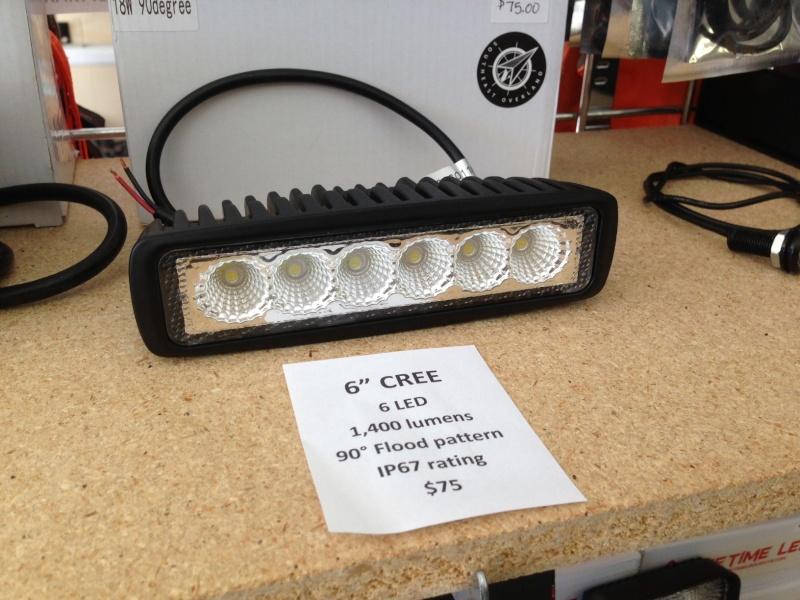 Lifetime LED Lights - NCFJ Cruiser Deal Photo_16