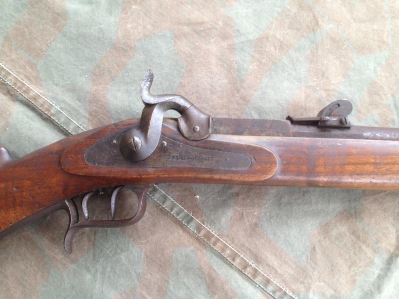 Restauration de Carabine fédérale Img_0013