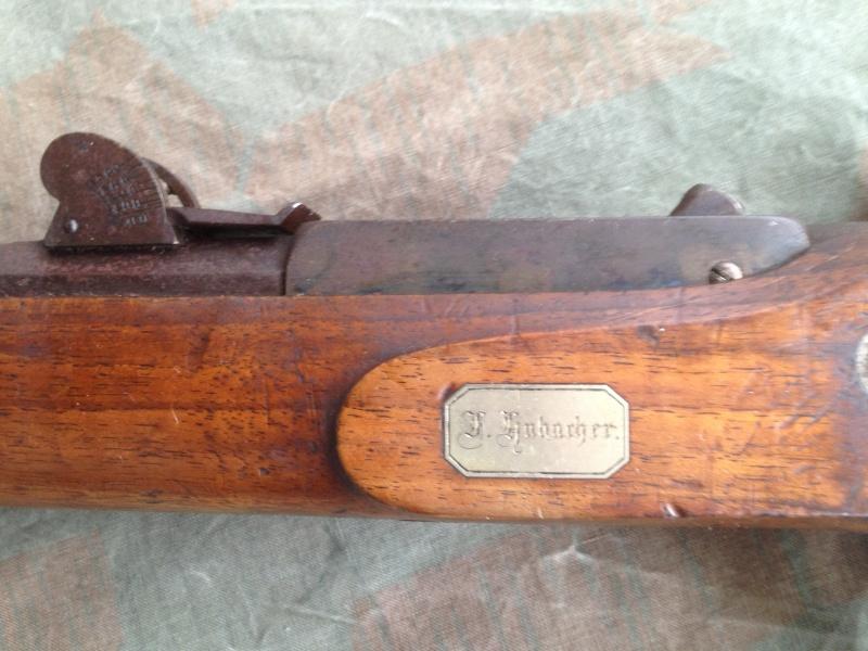 Restauration de Carabine fédérale Img_0019