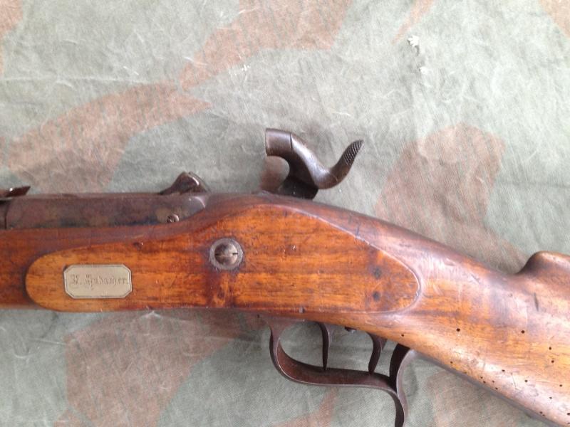 Restauration de Carabine fédérale Img_0020