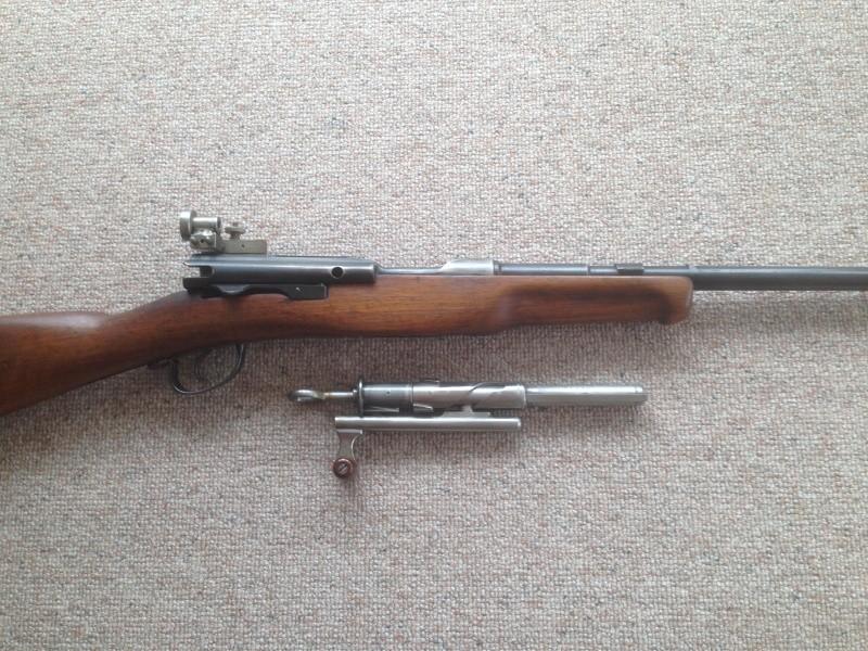 Fusil d'infanterie 1889, transformé sniper.... Img_0428