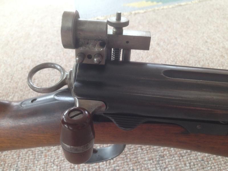 Fusil d'infanterie 1889, transformé sniper.... Img_0431
