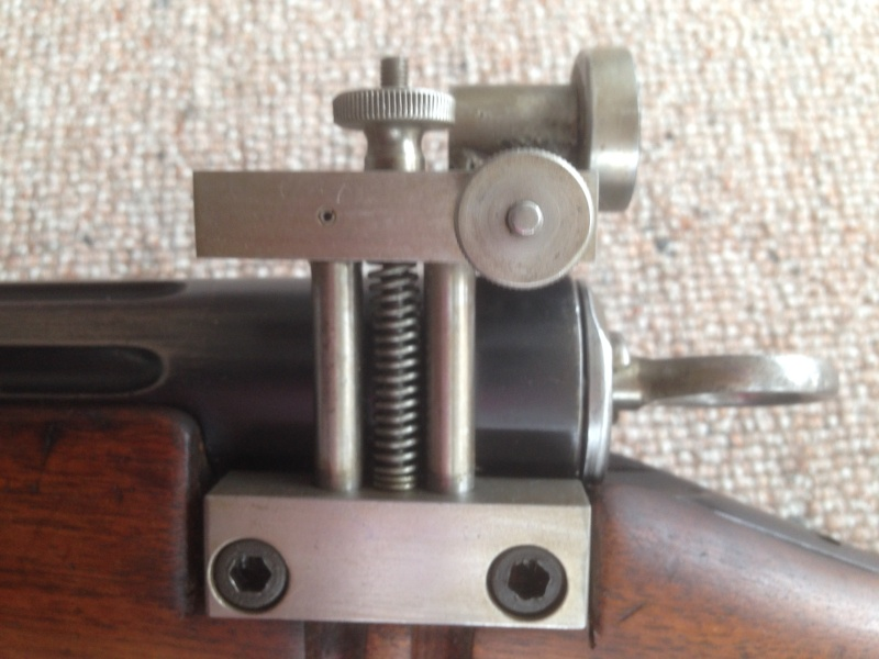 Fusil d'infanterie 1889, transformé sniper.... Img_0432