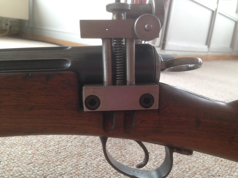 Fusil d'infanterie 1889, transformé sniper.... Img_0439