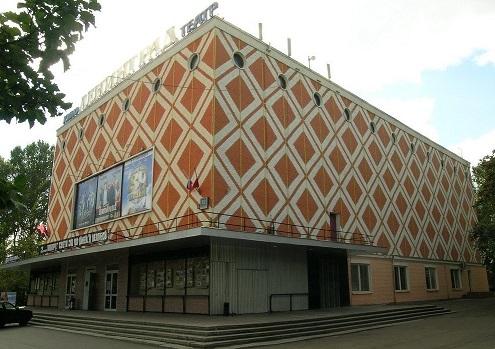 """Кинотеатр """"Ленинград"""" на севере Москвы перестанет быть кинотеатром. 00010"""