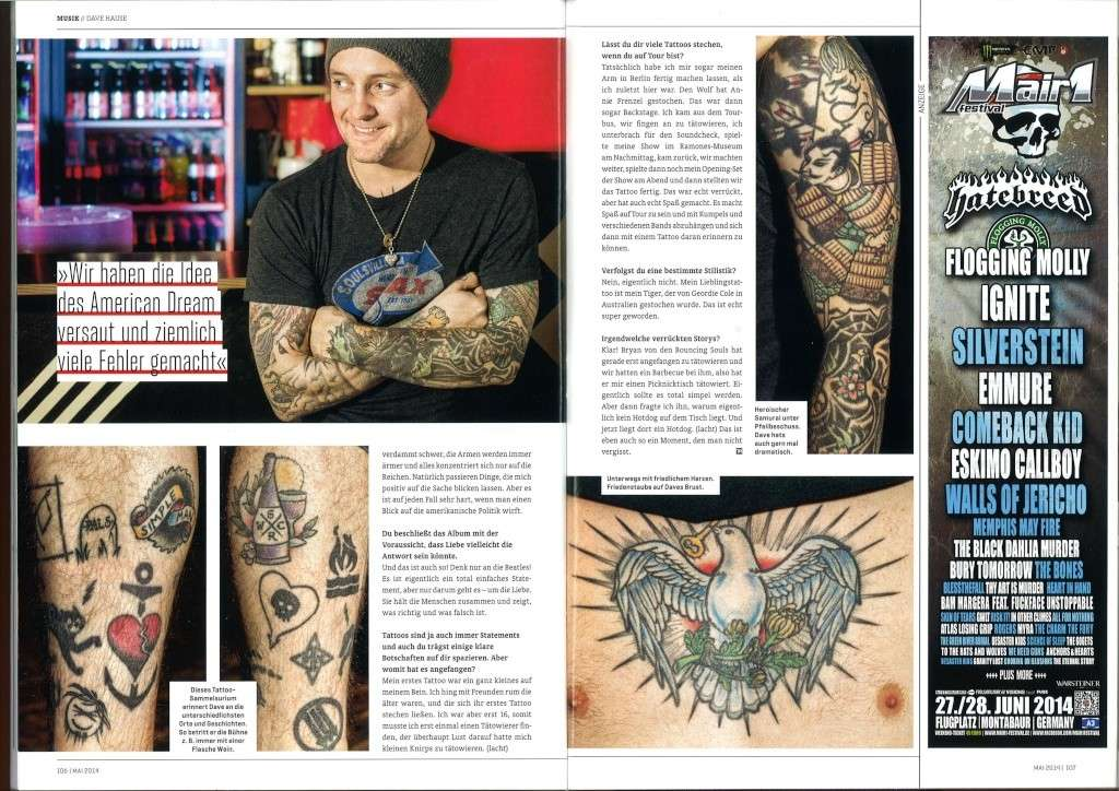 Press articles (general) - Page 2 Tattoo19