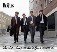 The Beatles 'On Air Live at the BBC 2 vol. 2'  Image012