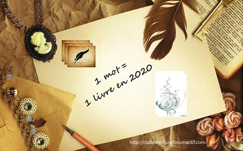 Challenge 1 MOT = 1 LIVRE 2020 1mot-110