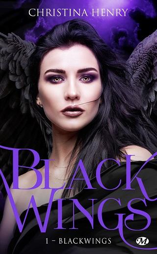 BLACK WINGS (Tome 01) BLACKWINGS de Christina Henry 97828110