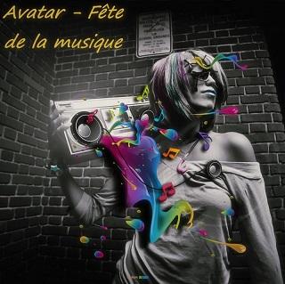 """Avatars """"FETE DE LA MUSIQUE"""" Avatar10"""
