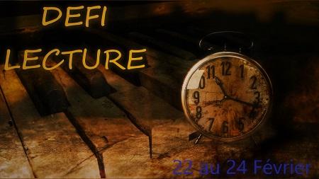 DEFI LECTURE DU 22 AU 24 FEVRIER 2019 Defi1b10