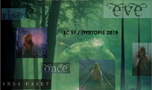 """Lecture Commune """"SAGA SF/DYSTOPIE"""" de l'ANNÉE 2019 Lc612"""