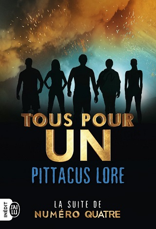 LES LORIENS (Tome 07) TOUS POUR UN de Pittacus Lore Les-lo11