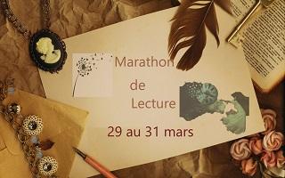 DEFI LECTURE DU 29 AU 31 MARS 2019 Marath11