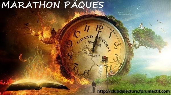MARATHON PAQUES- DEFI LECTURE DU 10 AU 13 avril 2020 Marath13