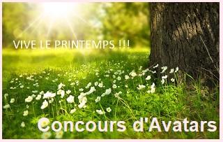 "Avatars ""Vive le Printemps"" Spring10"