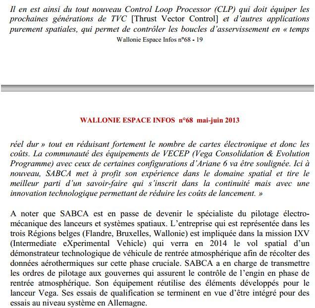 Vega - Le lanceur de l'ESA - Page 10 Captur13