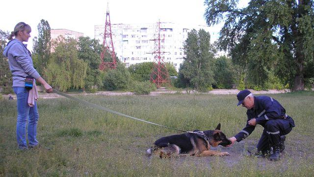 8.05.2014_волонтеры и ДСНС в Парке Космонавтов P1010033
