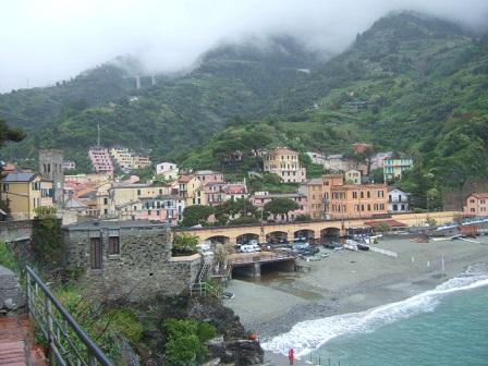 Italie  -  Ligurie, les Cinque Terre Dscf0527