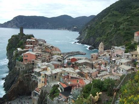 Italie  -  Ligurie, les Cinque Terre Dscf0815