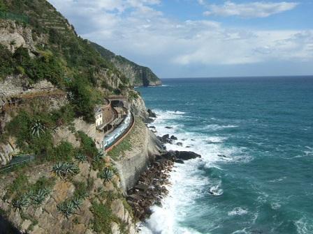 Italie  -  Ligurie, les Cinque Terre Dscf1017