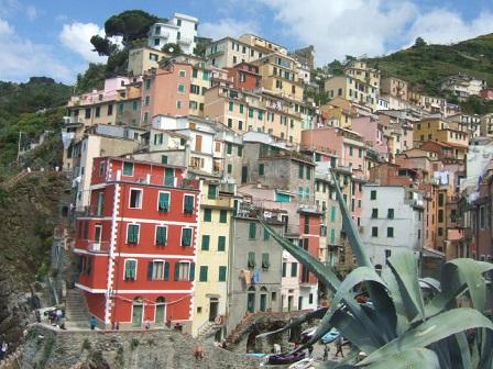 Italie  -  Ligurie, les Cinque Terre Dscf1020