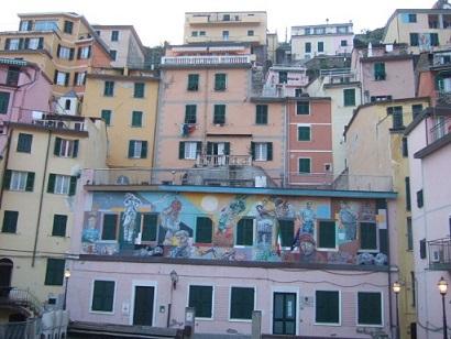 Italie  -  Ligurie, les Cinque Terre Dscf1219