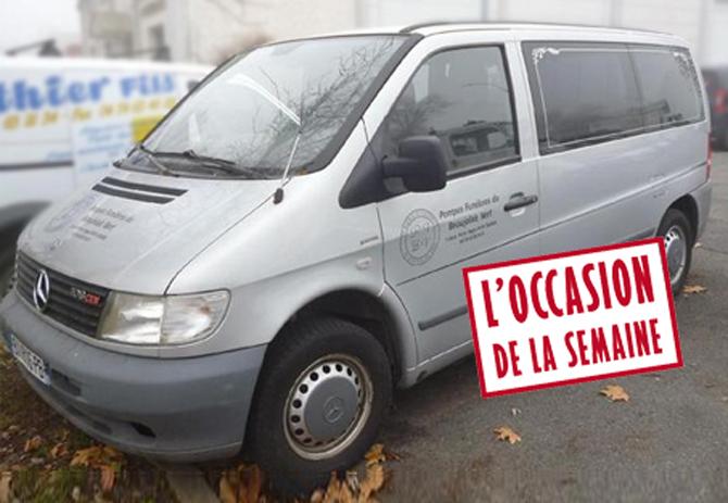 Vito 108D pour 5000 € 20140110