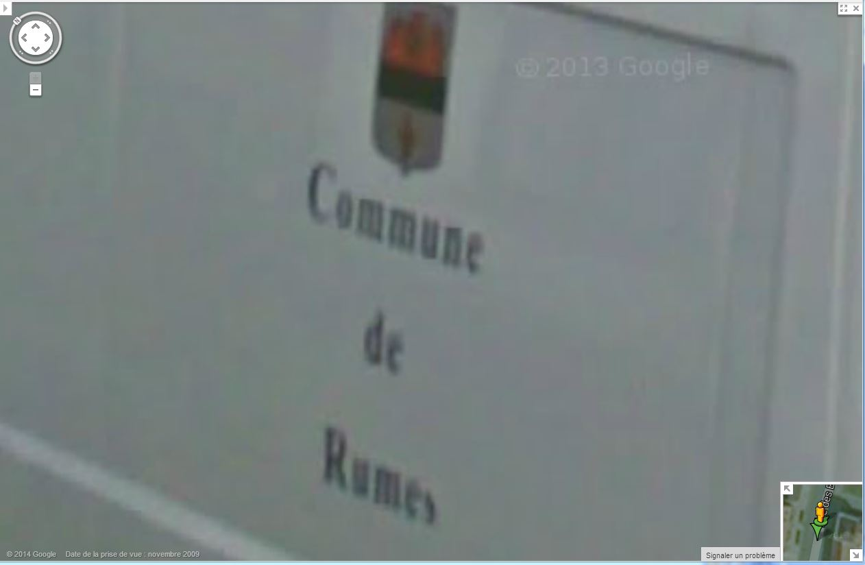 STREET VIEW : les noms de lieu + ou - amusant - Page 6 Rhumes10