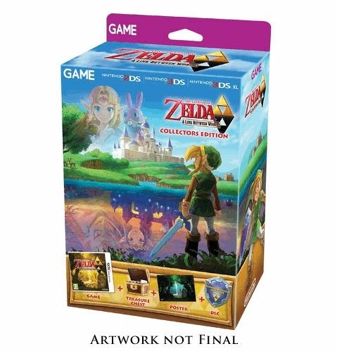 The Legend of Zelda: A Link Between Worlds Zelda_10
