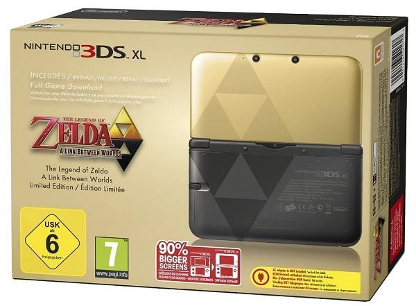 The Legend of Zelda: A Link Between Worlds Zelda_11