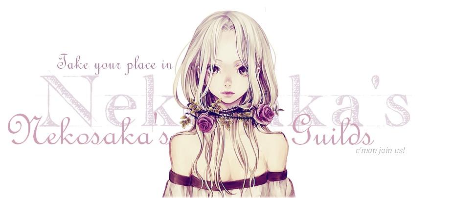 ♔ Nekosaka's Guilds