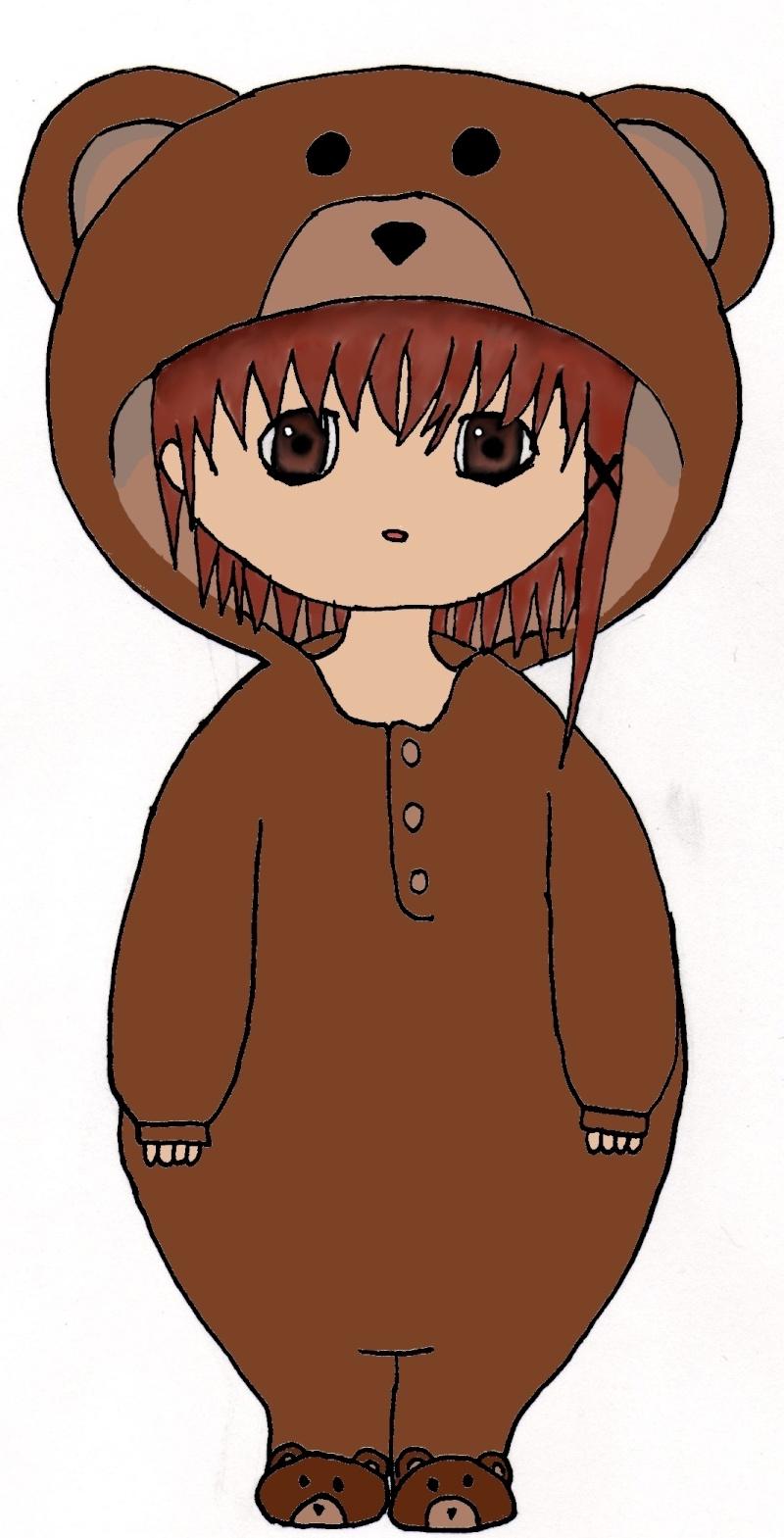 Les dessins d'une renarde Lain_k10