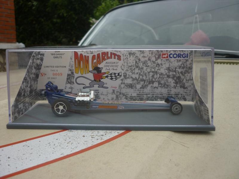 Corgi Dragster - 1/43 scale - Drag Racing P1100611