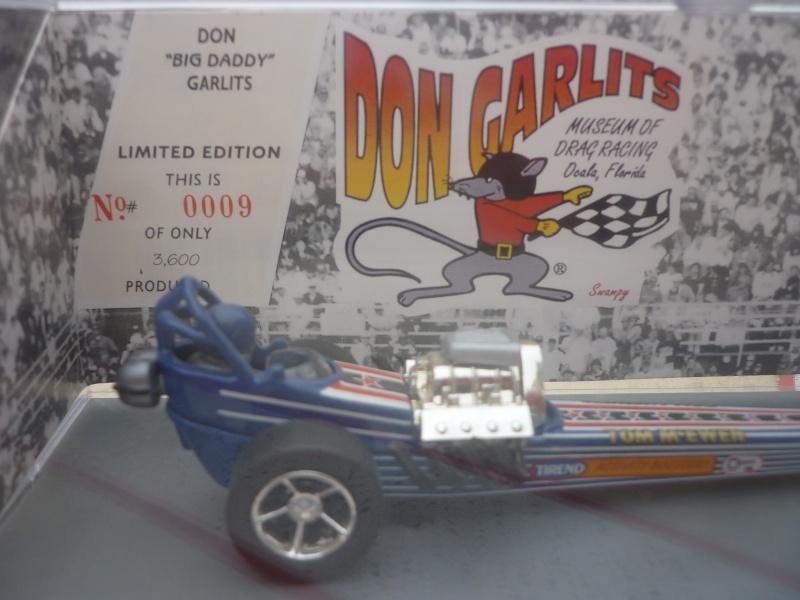 Corgi Dragster - 1/43 scale - Drag Racing P1100612