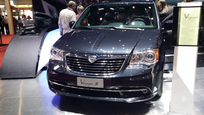 La fin de Chrysler (Lancia) en Europe 20140313