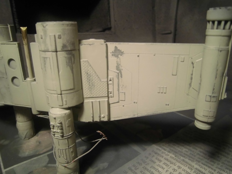 X-wing 1/48 Fine Molds Cimg3827
