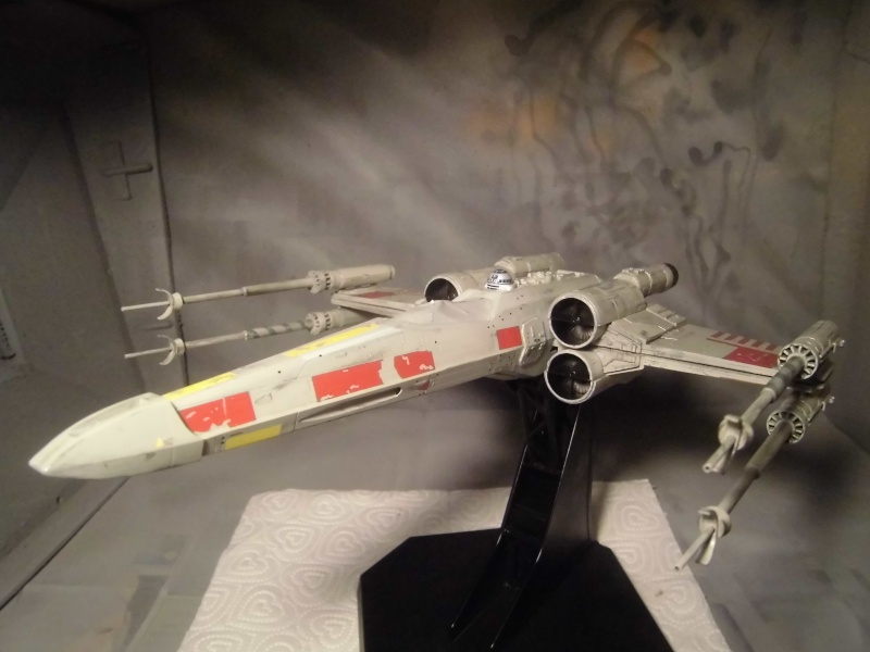 X-wing 1/48 Fine Molds Cimg3921
