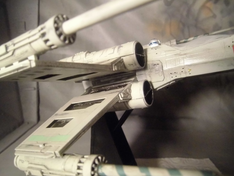 X-wing 1/48 Fine Molds Cimg4010