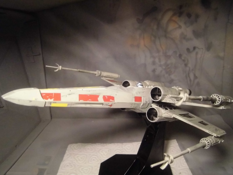 X-wing 1/48 Fine Molds Cimg4018