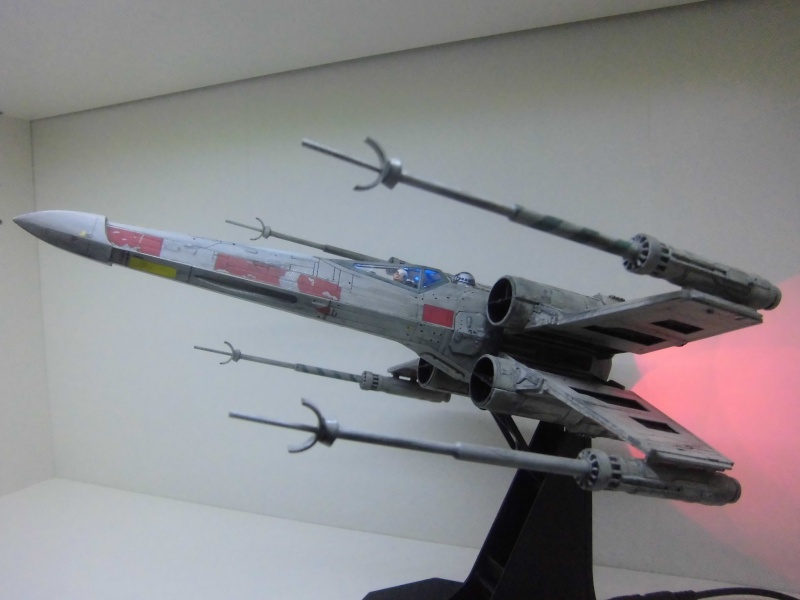 X-wing 1/48 Fine Molds Cimg4110