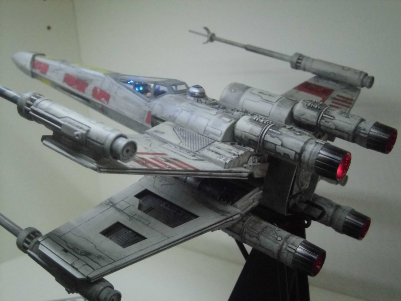 X-wing 1/48 Fine Molds Cimg4130