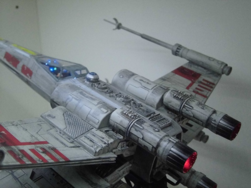 X-wing 1/48 Fine Molds Cimg4131