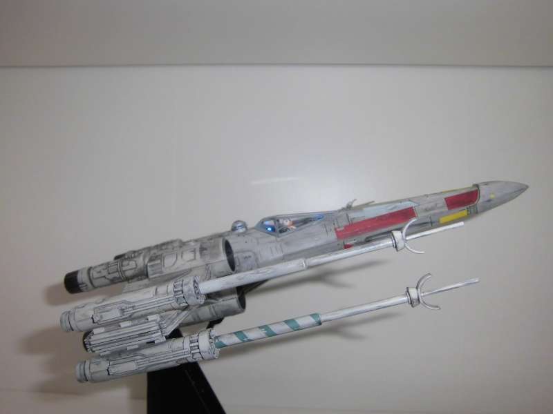 X-wing 1/48 Fine Molds Cimg4217