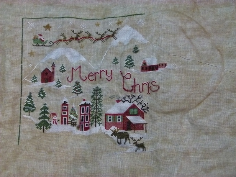 Christmas Village Sara SAL libre  - Page 6 P1020838