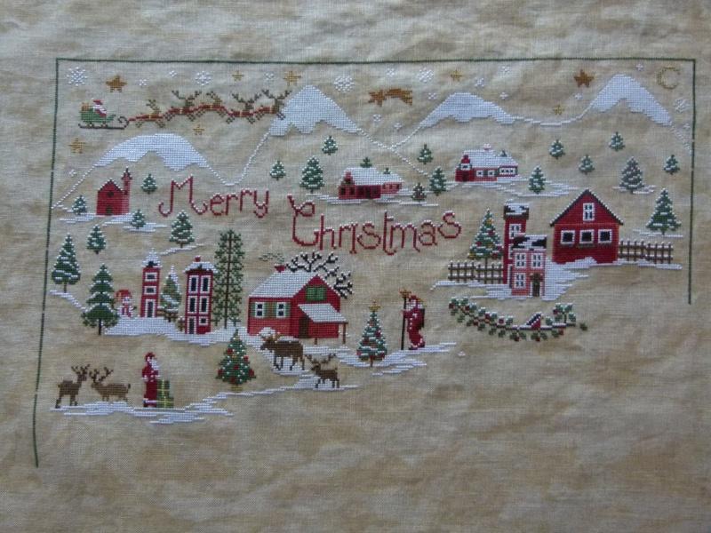 Christmas Village Sara SAL libre  - Page 8 P1020936