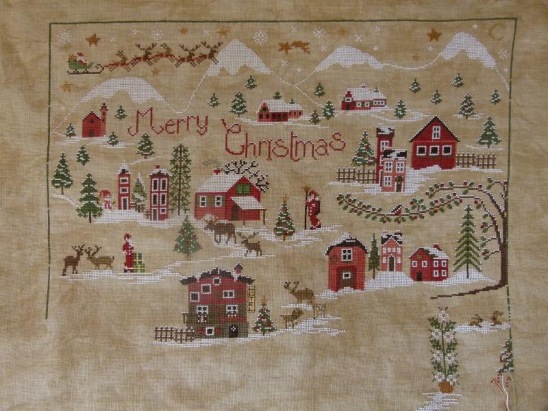 Christmas Village Sara SAL libre  - Page 9 P1040039