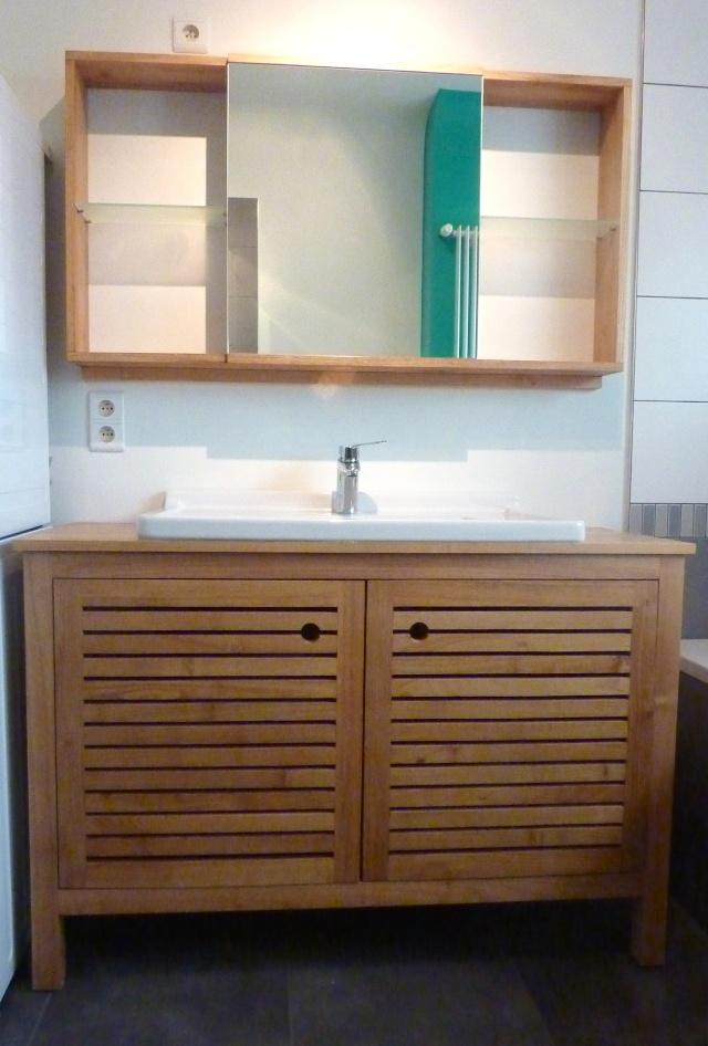 Meubles de salle de bain en robinier - Page 4 Ensemb13